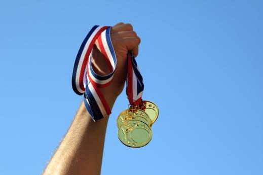 Medals_dreamstime_xl_25885876