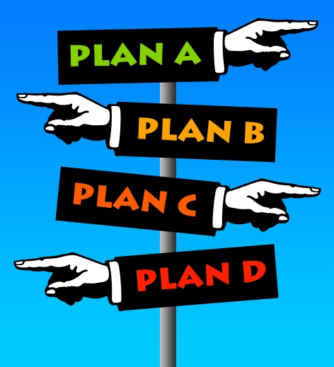 It S Always Confusing When It Comes To House Plan While: Always Have A Backup Plan